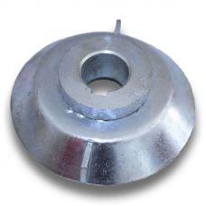 Крыльчатка углового редуктора зернового шнека Дон-1500, Вектор