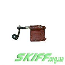 Крышка механизма переключения передач в сб. 70-1702010