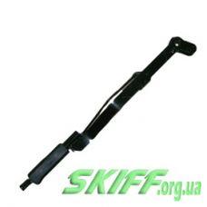 Рычаг управления стояночно-запасным тормозом в сб УК 70-3507120