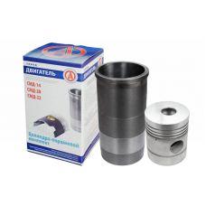 Поршнекомплект СМД-14, СМД-15 (14-01С15-К5) поршень + гильза