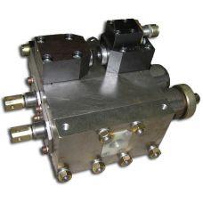 Гидрораспределитель РГС-25 (механическое управление)