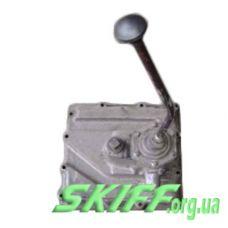 Механизм переключения передач Т-40