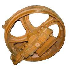 Колесо натяжное левое 50-21-305СП