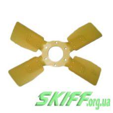 Вентилятор (метал.) 4-х лопастной 240-1308040