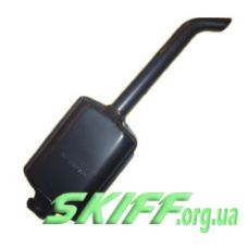 Глушитель МТЗ-892 ф-100 мм (245-1205015)