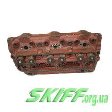 Головка цилиндров с клапанами СМД-60 (60-06009.10)