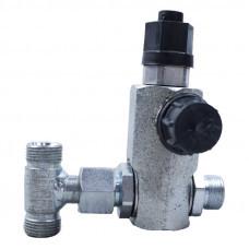 Клапан розподілу потоку Т-25, Т-16 (під переобладнання насосом дозатором)