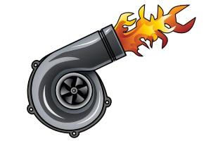 Варианты замены турбины>