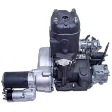 Пусковой двигатель ПД-10 (МТЗ, ЮМЗ, Нива, ДТ-75)