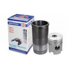 Поршнекомплект СМД-19, СМД-20 (20-01с15-К4) поршень (4К) + гильза