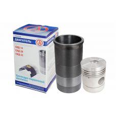 Поршнекомплект СМД-19, СМД-20 (20-01с15-К5) поршень (5К) + гильза