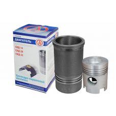 Поршнекомплект СМД-31, СМД-23, СМД-24 (Дон) поршень + гильза