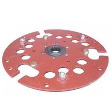 Кожух сцепления диск опорный Т-25 (Д-21) 25.21.023-1